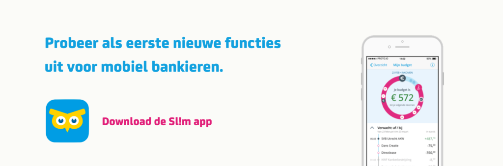 Download de app in de App store.