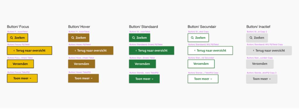 Design System Den Haag