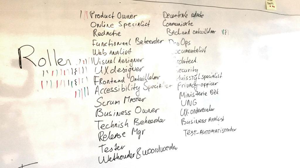 Design System Rollen