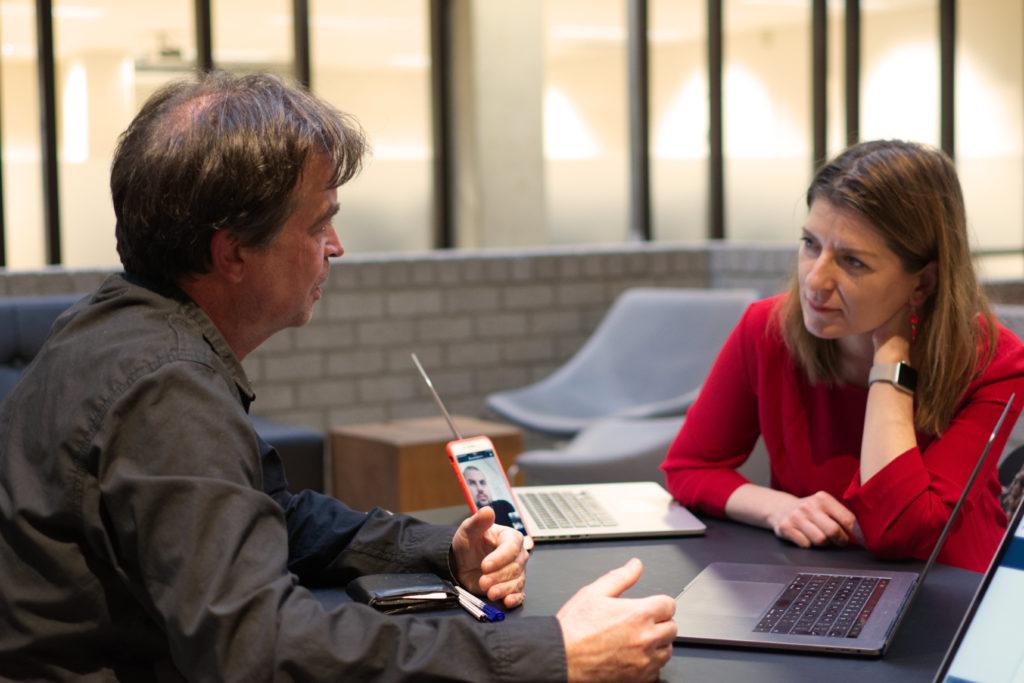 Design System Safari at Amsterdam UMC